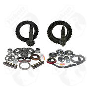 Yukon Gear And Install Kit Package For Standard Rotation Dana 60 And '89-'98 Gm 14t,