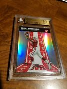 Larry Fitzgerald Rc Topps Pristine Refractor Bgs 9.5