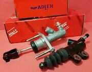 92-00 Civic D16 Clutch Master+slave Cylinder Kit And Integra B18 Made In Japan