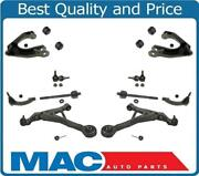 New Lower Upper Control Arms Tie Rods For Chrysler Sebring Convertible 96-06