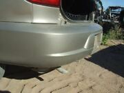 Rear Bumper Without Integral Tail Lamp Fillers Fits 00-01 Cavalier 71553