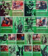 Man From Uncle The Spy In The Green Hat Italian Fotobusta Movie Posters X10 1967