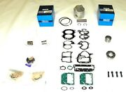 Wsm John/ Eviin 18/20/25/28-35 Hp And03981-and03999 Rebuild Kit 100-103-13 .030 Size Only