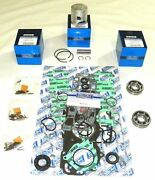 Wsm Yamaha 40 / 50 Hp And03995 And Up Power Head Rebuild Kit .030 Size 100-252-23