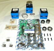 Wsm Johnson Evinrude 50-70 Hp Power Head Rebuild Kit 100-120-11 .010 Size Only