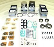 Mercury 150-200 Hp 2.5l Top Guided Rebuild Kit - .015 Size Only 100-20-115