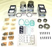 Mercury 135-150 Hp 2.5l Top Guided Rebuild Kit - 100-20-44 - .040 Size Only