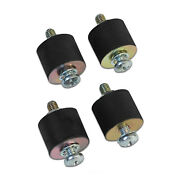 Msd 8823 6 Series Vibration Mounts Set Of 4 With Hardware
