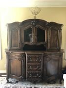 French Antique Sideboard Circa Late 1800s