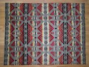 8and03910x11and0397 Handknotted Pure Wool Southwestern Design Oriental Rug G40801