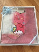 Vintage Sanrio 1986 Hello Kittyandrsquos Friend My Melody Battery Hanging Wall Clock