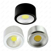 3w/5w/7w/10w Cob Chipset Led Ceiling Light Fixture Dimmable Lamp Downlight Hotel