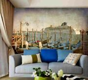3d Paintings Ships 589 Wall Paper Wall Print Decal Deco Indoor Wall Mural Ca