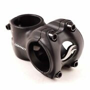 Giant Contact Od2 50mm +/- 8 Degree Black Stem 1-1/4 And 1-1/8 Spacer
