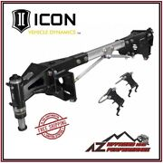 Icon Rear Hydraulic Bumpstop System For 2010-2014 Ford F150 Svt Raptor