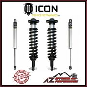 Icon 0-3 Suspension System Stage 1 For 2015-2020 Ford F150 2wd