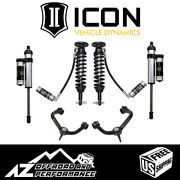 Icon 1.75-2.63 Suspension System Stage 4 Tubular Uca For 2014 Ford F150 4wd