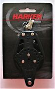 Harken 2626 57mm Carbo Ratchamatic Ratchet Block - Swivel And Becketfree Shipping