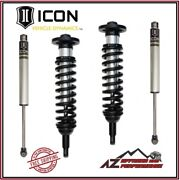 Icon 0-3 Suspension System Stage 1 For 2004-2008 Ford F150 4wd