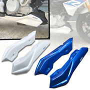 Cover Side Belly Pan Under Body Kit Fairings Abs For Bmw G310r 2017 2018