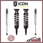 Icon 1.75-3 Lift Stage 1 Suspension System For 15-20 Gm Colorado Canyon
