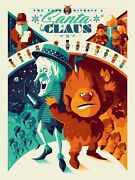 Year Without A Santa Claus Tom Whalen Variant Limited Edition Print 50
