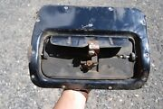 1960-63 Chrysler Imperial Firewall To Heater Intake Vent Assembly Nice Original