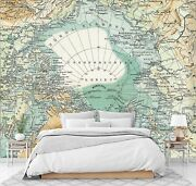 3d Nautical Route Map 4 Wall Paper Wall Print Decal Wall Deco Indoor Wall Murals