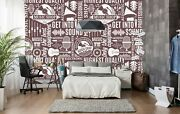 3d Music Show Poster 52 Wall Paper Wall Print Decal Wall Deco Indoor Wall Murals