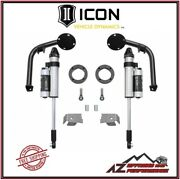 Icon Vehicle Dynamics S2 Secondary Shock System Stage 2 For 07-20 Toyota Tundra