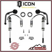 Icon Vehicle Dynamics S2 Secondary Shock System Stage 3 For 07-20 Toyota Tundra