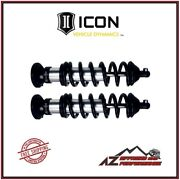 Icon Vehicle Dynamics Travel Front Coil-over Shock Kit For 00-06 Toyota Tundra
