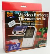 Maverick Meat Thermometer Et-732 Wireless Bbq - Black Good Condition