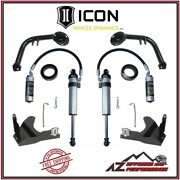 Icon S2 Secondary Shock System Stage 2 For 10-21 Toyota 4runner K53122