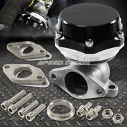 35mm/38mm Turbo Charger Manifold Black 20 Psi Compact 2-bolt External Wastegate