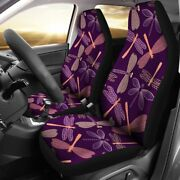 Best Dragonfly Car Seat Covers Dragonfly Lover Gift Set Of 2 Front Seat Covers