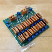 Valenite 766g101l06 Gauging Systems Control Circuit Board Standoff Terminals