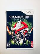 Ghostbusters The Video Game - Nintendo Wii Game