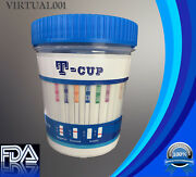 100 12 Panel Drug Test Cups Fda Clia Free Shipping ----- 100 Cups