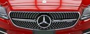 Mercedes-benz Brand Oem W213 E Class 2016+ Amg Diamond Look Front Grille New