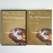 The Great Courses The Old Testament 4 Disc Dvd Set + Coursebook
