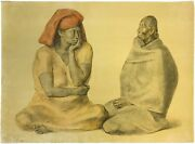 Francisco Zuniga El Rebozo 1982 | Signed Print | Make An Offer | Others Avail