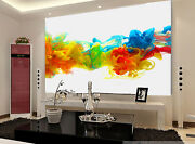 3d Colored Smoke 55 Wall Paper Wall Print Decal Wall Deco Indoor Wall Murals