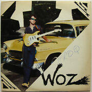Dale Woz Wozny S/t 1981 Us Org Private New Wave Lp Kroq Vg+