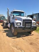1998 Rd 690s Roll Off Truck ,75000lb American Hoist,tri-axle - Updated Photos