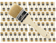 96pk- 2 Inch Chip Paint Brushes For Paint Stainsvarnishesgluesgesso