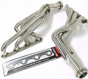 Obx Stainless Steel Exhaust Header Fits 1986-1993 Ford Mustang Gt/ls V8 5.0l