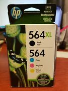 Hp 564xl Ink Combo 4 Pack