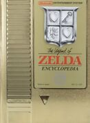 The Legend Of Zelda Encyclopedia Deluxe Edition New Hardcover Collectible