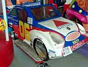 Nascar 06 Citgo Race Car Coin Operated Kiddie Ride By Falgas Works Ride 152